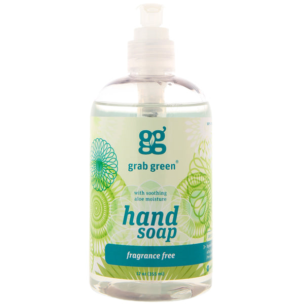 Classic Hand Soap—Fragrance Free