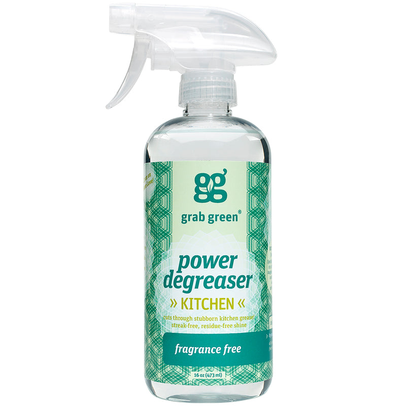 Classic Kitchen Power Degreaser—Fragrance Free