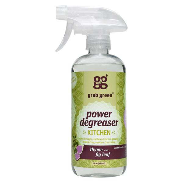 Classic Kitchen Power Degreaser—Thyme+Fig Leaf