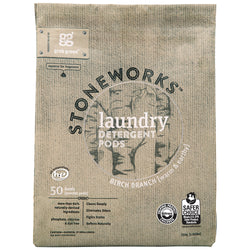Stoneworks Laundry Detergent Pods—Birch Branch