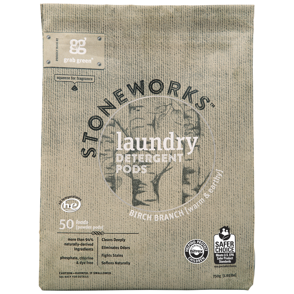 Stoneworks Laundry Detergent Pods