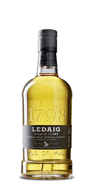 Ledaig 10 Year Single Malt Scotch