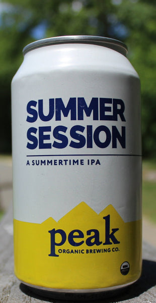 "Peak Organic Brewing ""Summer IPA"" Session IPA"
