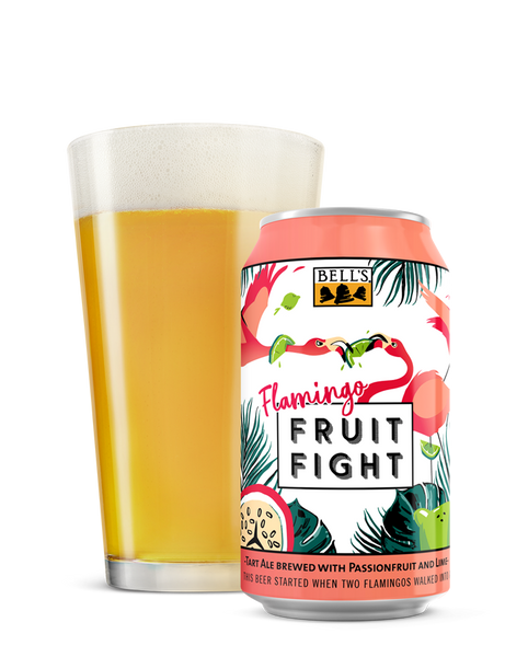 "Bell's Brewing ""Flamingo Fruit Fight"" Tart Ale"