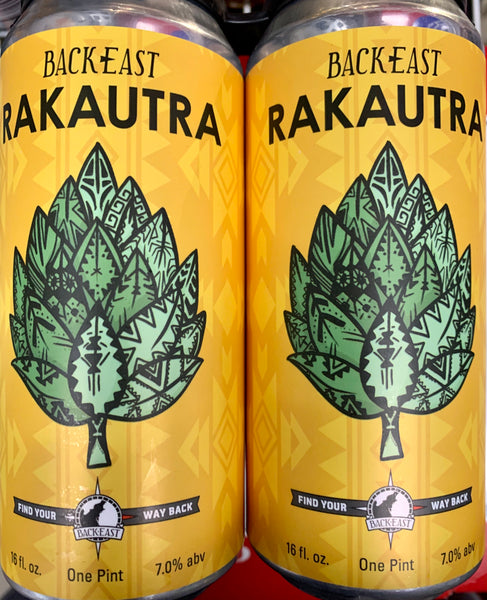 "Back East Brewing ""Rakautra"" IPA"