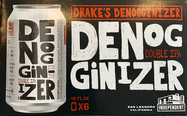 "Drake's Brewing ""Denogginizer"" DIPA"