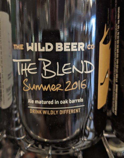 "The Wild Beer Co. ""The Blend 2016"" (750 mL)"