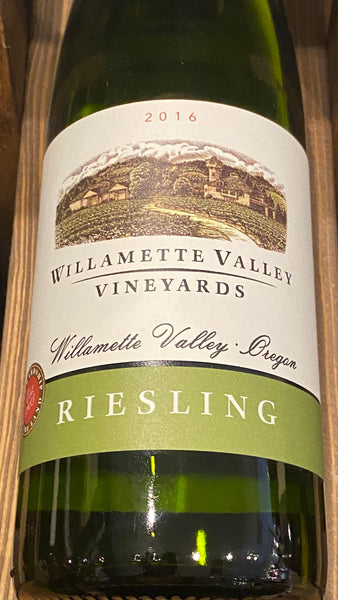Willamette Valley Vineyards Riesling Willamette Valley, 2016