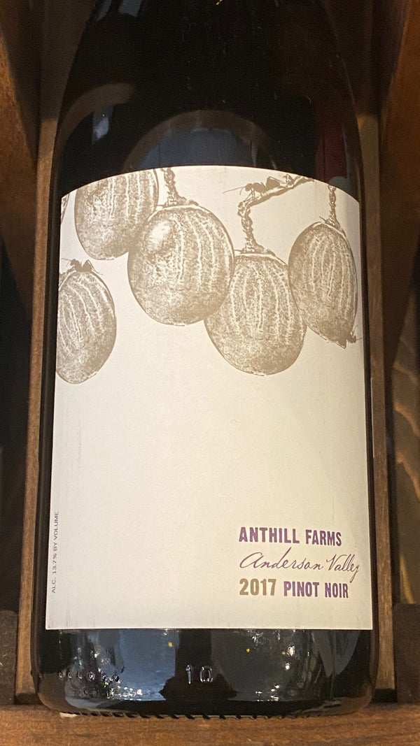 Anthill Farms Pinot Noir Anderson Valley, 2017