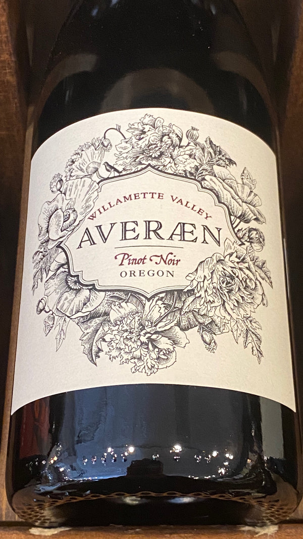 Averaen Pinot Noir Willamette Valley, 2019