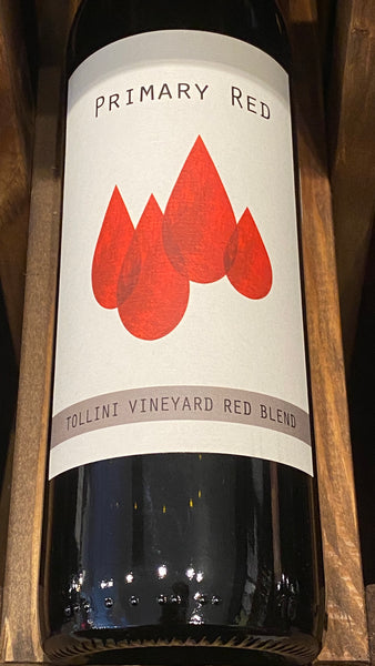 Peterson Primary Red Tollini Vineyard Rhône Red Blend, 2016