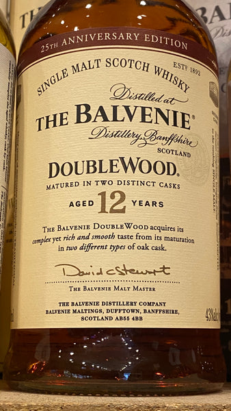 The Balvenie Single Malt Scotch