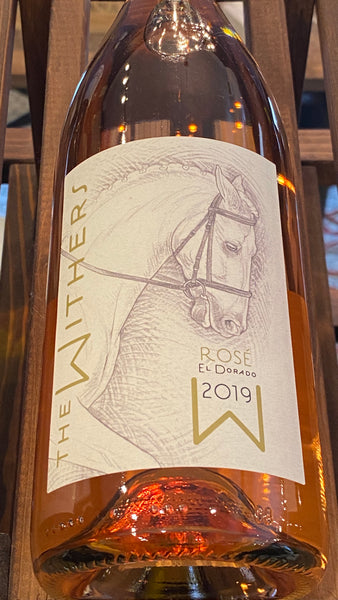 The Withers Rosé El Dorado, 2019