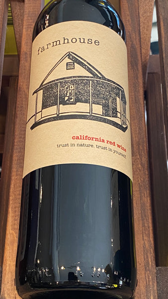Farmhouse Wine Red Blend California, 2019