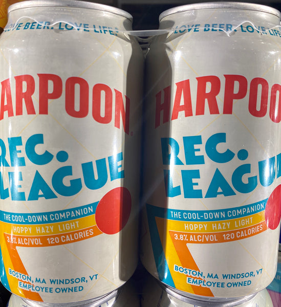"Harpoon Brewing ""Rec. League"" NE Pale Ale"