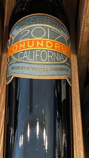Conundrum Red Blend, 2017
