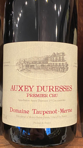Domaine Taupenot-Merme Auxey-Duresses Premier Cru 1er Cru Rouge, 2014