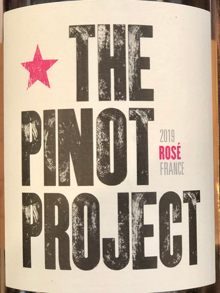 The Pinot Project France Rose, 2019