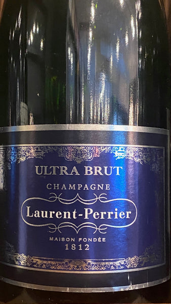 Laurent-Perrier Champagne Ultra Brut, France