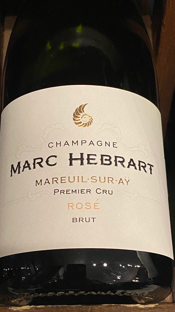 Marc Hebrart Champagne Brut Rose Premier Cru, France