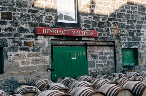 BenRiach Single Malt Scotch