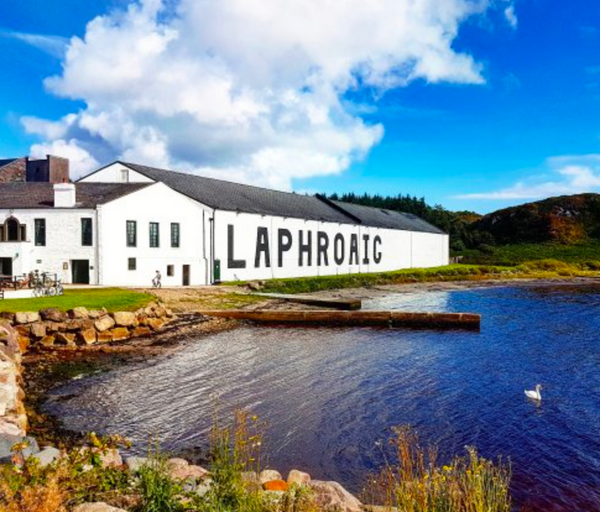 Laphroaig Single Malt Scotch