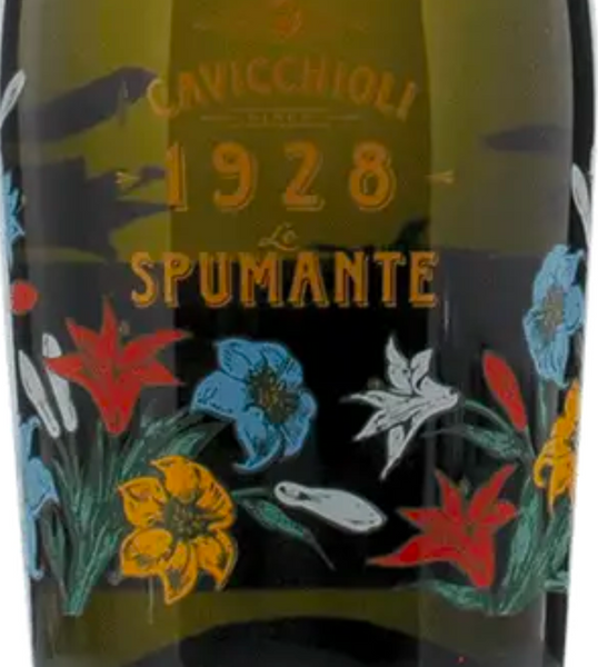 "Cavicchioli ""1928"" Spumante (750ml)"