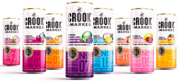 Crook and Marker Seltzer