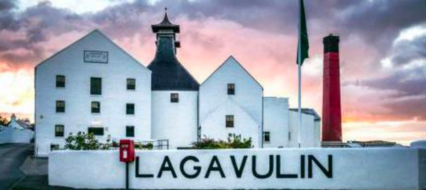 Lagavulin Single Malt Scotch
