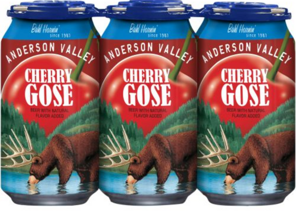 "Anderson Valley Brewing ""Cherry Gose"""