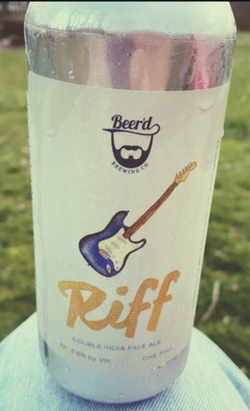 "Beer'd Brewing ""Riff"" DIPA"