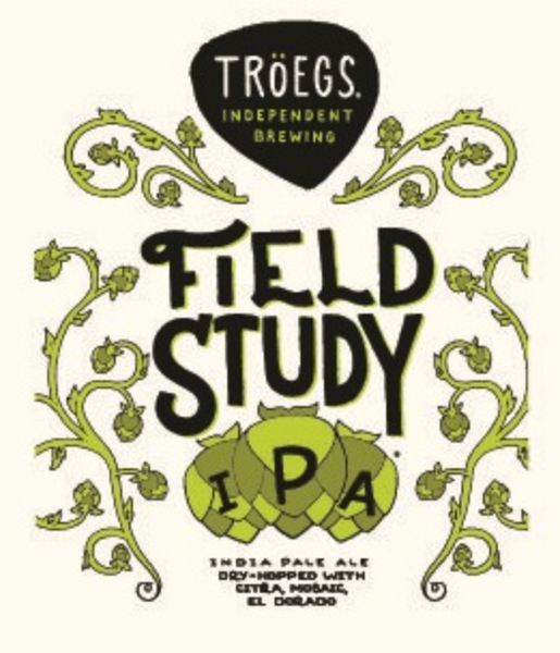 "Troeg's Independent Brewing ""Field Study"" IPA"