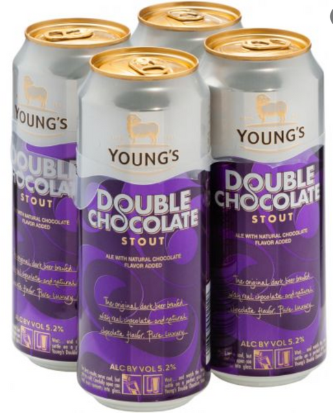 "Eagle Brewery ""Young's Double Chocolate Stout"""