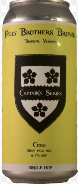 "Foley Brothers Brewing ""Captain's Series: Citra"" IPA"