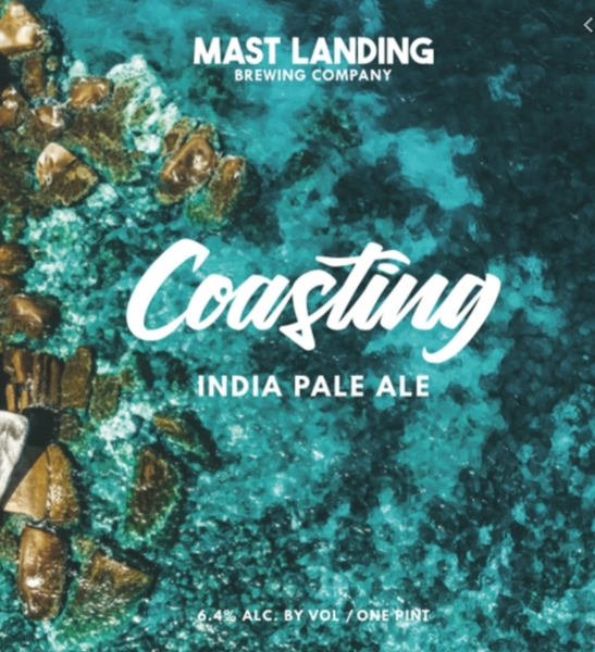 "Mast Landing Brewing ""Coasting"" IPA"