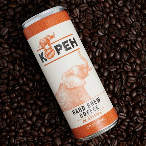 Kopeh Hard Brew Coffee