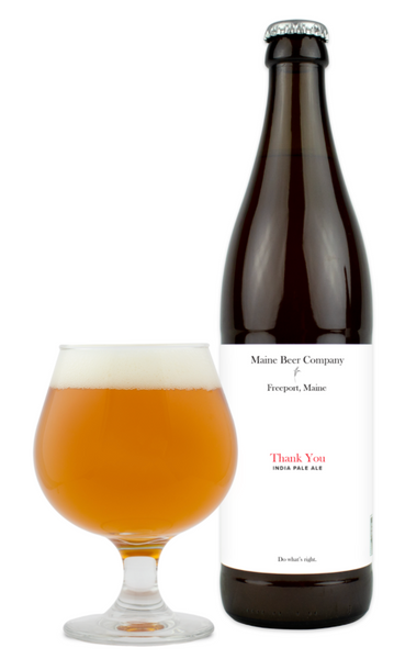"Maine Beer Co. ""Thank You 2020"" IPA"