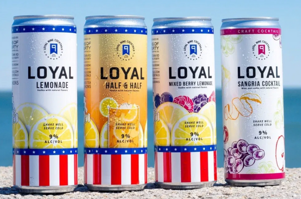 Loyal 9 Cocktails