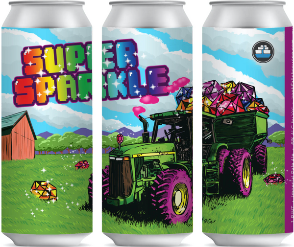 "Kent Falls Brewing ""Super Sparkle"" IPA"