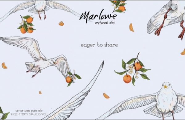 "Marlowe Artisanal Ales ""Eager To Share"" APA"