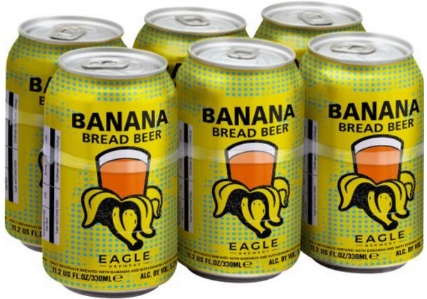 "Eagle Brewery ""Banana Bread Beer"""