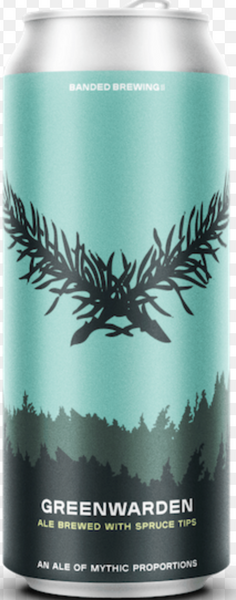"Banded Brewing ""Greenwarden"" Pale Ale"