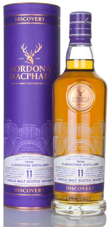 Glenrothes 11 Year Old - Discovery (Gordon & MacPhail)
