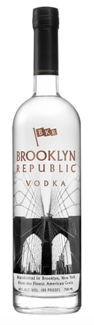 Brooklyn Republic Vodka 50ml