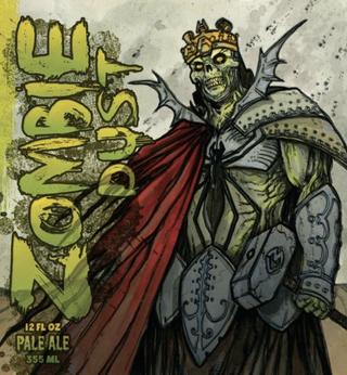 "3 Floyds Brewing ""Zombie Dust"""