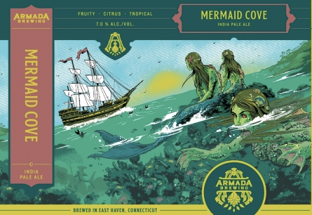 "Armada Brewing ""Mermaid Cove"" IPA"