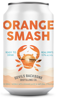 "Devil's Backbone Brewing ""Orange Smash"" Canned Cocktail"