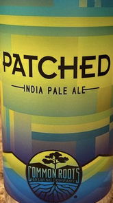 "Common Roots Brewing ""Patched"" IPA"