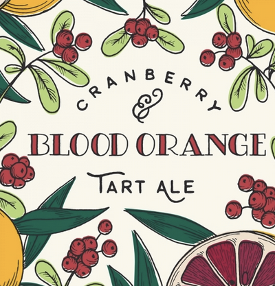 Troeg's Brewing Blood Orange Cranberry Tart Ale