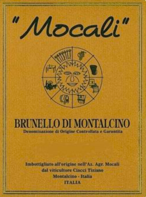 Mocali Cellar Offer, The Four Pack